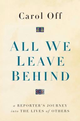 All We Leave Behind Novel