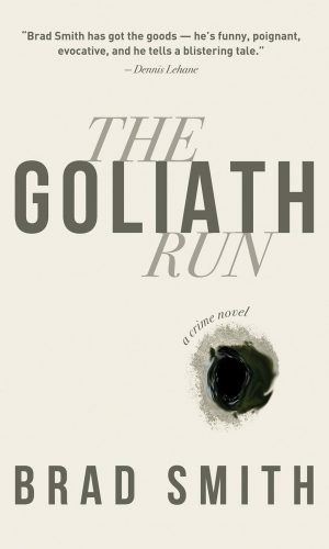 the goliath run novel