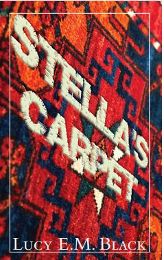 Stella's Carpet Book Cover by Lucy E.M. Black